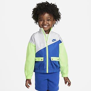 Nike Chamarra plegable para niños pequeños