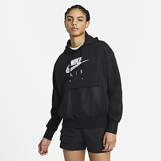 Nike Air Felpa con cappuccio - Donna