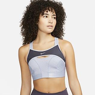 Nike Dri-FIT ADV Alpha Sport-BH med mycket stöd för kvinnor