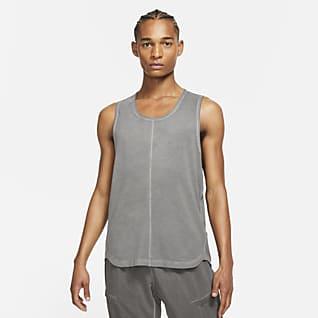 Nike Yoga Dri-FIT Haut sans manches pour Homme