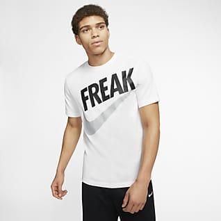 Giannis Nike Dri-FIT เสื้อยืดบาสเก็ตบอลผู้ชาย