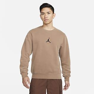 Jordan Flight Heritage 男子针织圆领运动衫