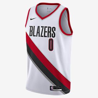 2020 赛季波特兰开拓者队 Association Edition Nike NBA Swingman Jersey 男子球衣