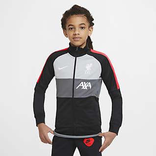 Liverpool FC Dresowa bluza piłkarska dla dużych dzieci
