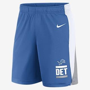 Nike Dri-FIT Broadcast (NFL Detroit Lions) Men's Shorts