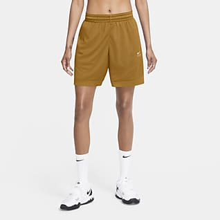 Nike Swoosh Fly Shorts de básquetbol para mujer