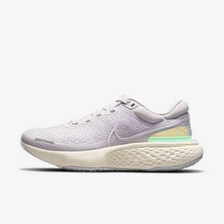 Nike ZoomX Invincible Run Flyknit รองเท้าวิ่งโร้ดรันนิ่งผู้หญิง