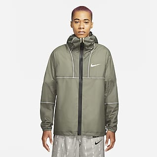 Nike iSPA Chamarra plegable ligera para hombre