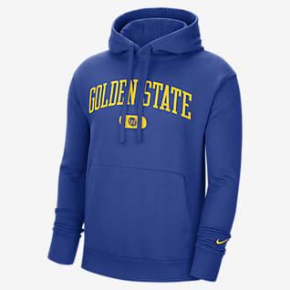 Golden State Warriors Heritage Men's Nike NBA Pullover Hoodie