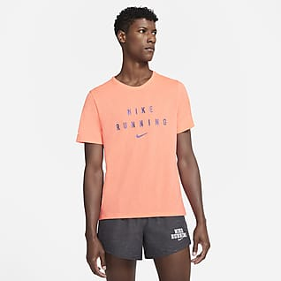 Nike Dri-FIT Miler Run Division Men's Running Top