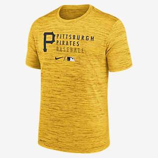 Nike Dri-FIT Velocity Practice (MLB Pittsburgh Pirates) Men's T-Shirt