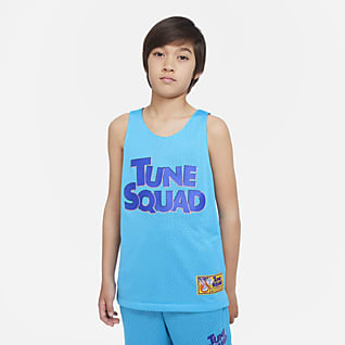 ナイキ x スペース・プレイヤーズ ジュニア DNA バスケットボールジャージー