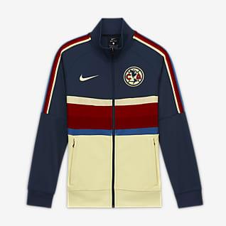 Club América Big Kids' Soccer Track Jacket