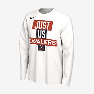 Nike College (Virginia) Men's Long-Sleeve T-Shirt