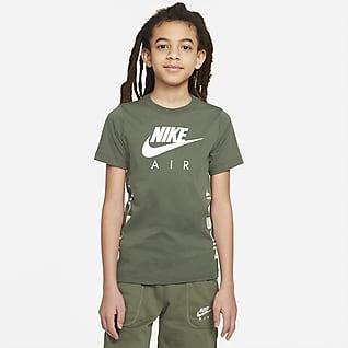 Nike Air T-shirt til større børn (drenge)