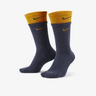 Nike Everyday Plus Cushioned ถุงเท้าเทรนนิ่งข้อยาว