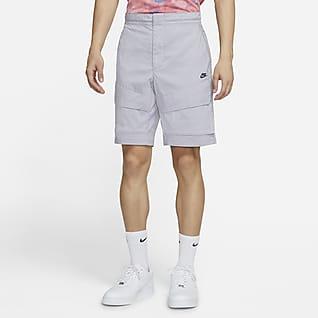 Nike Sportswear Tech Pack Unlined 男子梭织工装短裤