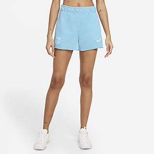 F.C. Barcelona Women's French Terry Shorts