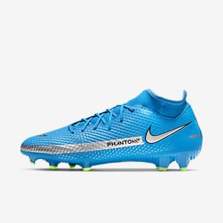 Nike Phantom GT Academy Dynamic Fit MG รองเท้าสตั๊ดฟุตบอลสำหรับพื้นหลายประเภท