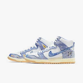Nike SB Dunk High Premium Skate Shoe