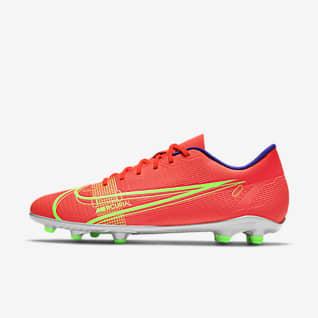 Nike Mercurial Vapor 14 Club FG/MG Ποδοσφαιρικό παπούτσι για διαφορετικές επιφάνειες