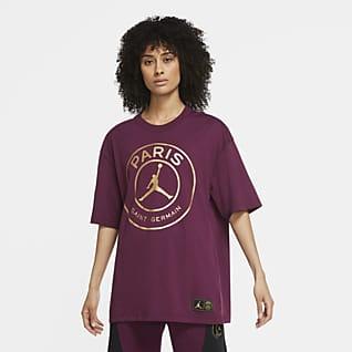 Paris Saint-Germain Overdimensioneret T-shirt til kvinder