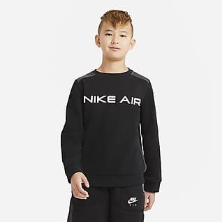 Nike Air Tröja med rund hals för ungdom (killar)