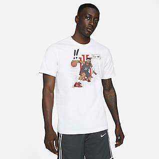 Kyrie Logo Tee-shirt de basketball pour Homme
