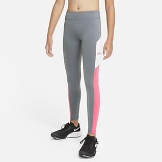 Nike Trophy Leggings de entrenamiento - Niña