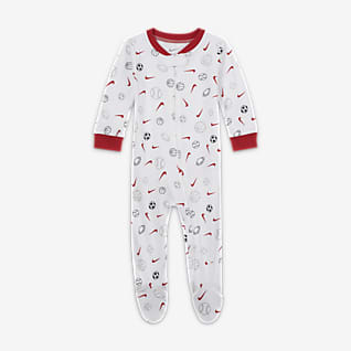 Nike Baby (0-9M) Printed Coverall