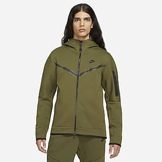 Nike Sportswear Tech Fleece Sudadera con capucha de cierre completo para hombre