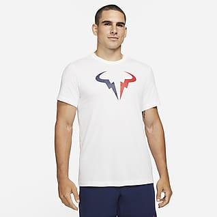 NikeCourt Dri-FIT Rafa Erkek Tenis Tişörtü