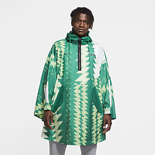 Nigeria Poncho tissé pour Homme
