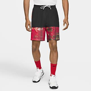 Kyrie Short de basketball imprimé Nike pour Homme
