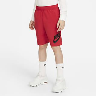 Nike Sportswear Vevd shorts til store barn (gutt)