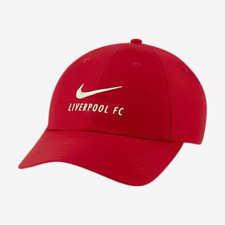 Liverpool FC Heritage86 Nike Dri-FIT Adjustable Soccer Hat