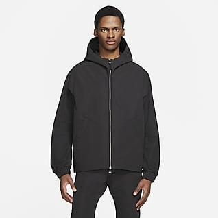 Nike ESC Chamarra de tejido Woven ligera para hombre