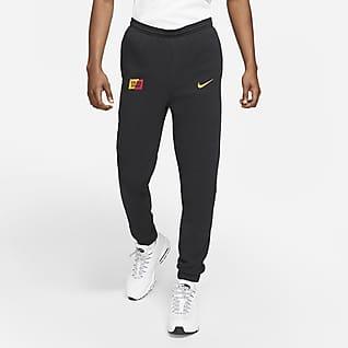 Galatasaray Pantalon de football en tissu Fleece pour Enfant plus âgé