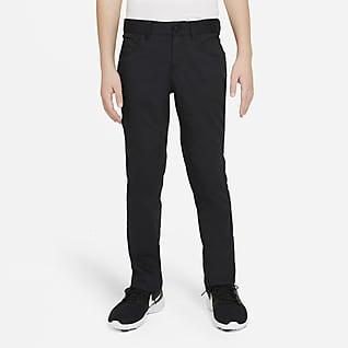 Nike Dri-FIT Pantalones de golf de 5 bolsillos para niño talla grande