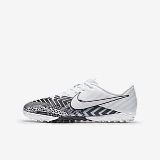 Nike Jr. Mercurial Vapor 13 Academy MDS TF Chaussure de football pour surface synthétique pour Jeune enfant/Enfant plus âgé