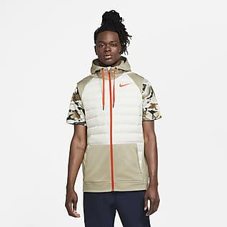 Nike Therma Men's Winterized Full-Zip Training Vest