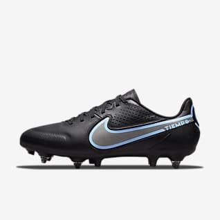 Nike Tiempo Legend 9 Academy SG-Pro AC Korki piłkarskie na miękką murawę