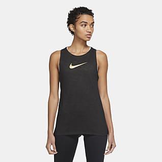 Nike Dri-FIT Icon Clash Camiseta de tirantes de entrenamiento para mujer