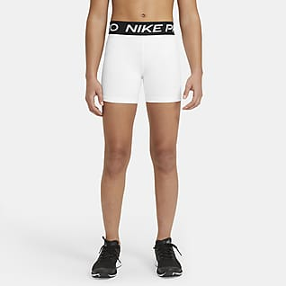 Nike Pro Big Kids' (Girls') Shorts