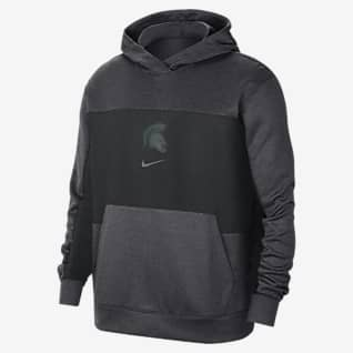 Nike Spotlight (Michigan State) Men's Pullover Hoodie