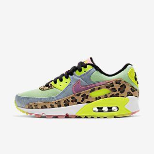 Groen Schoenen. Nike NL
