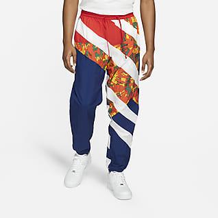 Nike Throwback Men's Basketball Tracksuit Pants