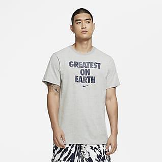 "Nike Dri-FIT ""Greatest On Earth"" Men's Basketball T-Shirt"