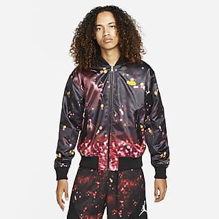 Jordan Jumpman เสื้อแจ็คเก็ต MA-1 ผู้ชาย