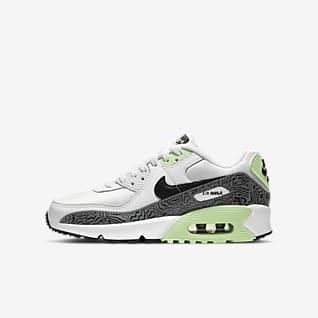 Nike Air Max 90 Genç Çocuk Ayakkabısı